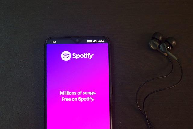 Spotify – neomezená hudební knihovna